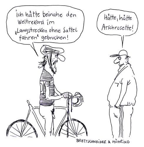 Arschrosette