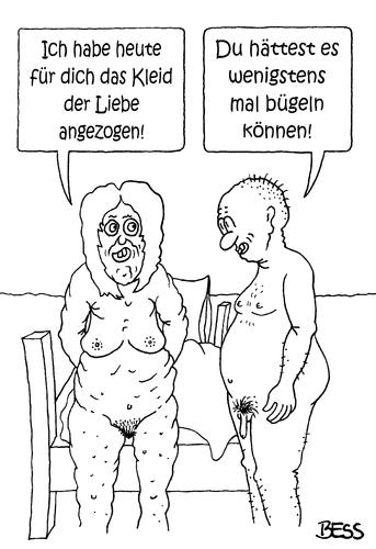 Kurzgeschichte Lauter geile, alte Mnner von Christiane