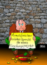 Cartoon: Armutsforscher (small) by besscartoon tagged mann,penner,hartz,armut,forschung,betteln,spende,bettler,geld,bess,besscartoon