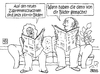 Cartoon: Horrorbilder (small) by besscartoon tagged mann,frau,paar,ehe,horrorbilder,gesundheit,schockbilder,tabaktabakrichtlinie,deutschland,eu,zigaretten,rauchen,bess,besscartoon