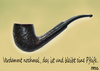 Cartoon: verdammt nochmal (small) by besscartoon tagged pfeife,rene,magritte,pipe,surrealismus,kunst,bess,besscartoon
