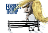 Cartoon: Forrest Trump (small) by Dunlap-Shohl tagged the,donald,trump