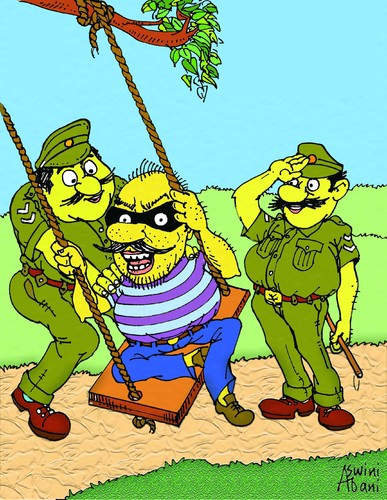 politicians police and criminal nexus
