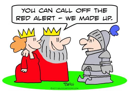 King And Queen Cartoon Drawing Cartoon Alert Red King Queen