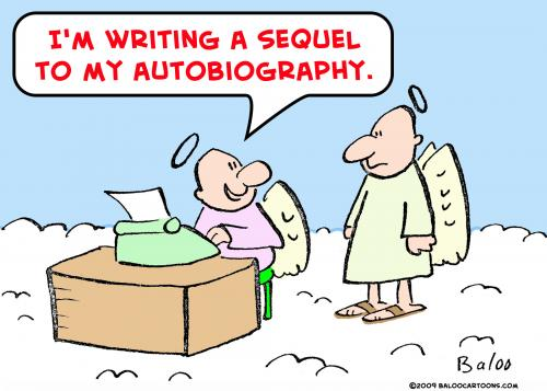 how to write an interesting autobiography