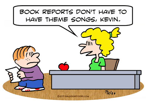 Themes for book reports