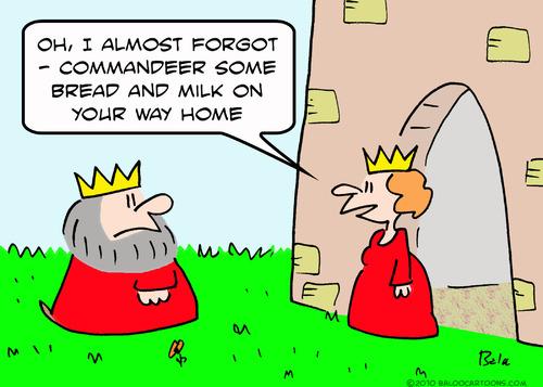 Image result for commandeer cartoons
