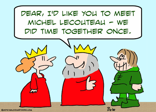 Cartoon: did time together king (medium) by rmay tagged did,time,together,king