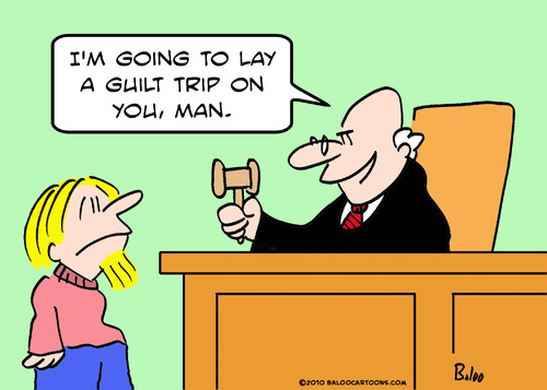 funny guilt trip quotes