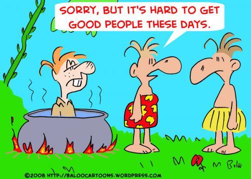 Cartoon hard get good people cannibal medium by rmay tagged hard