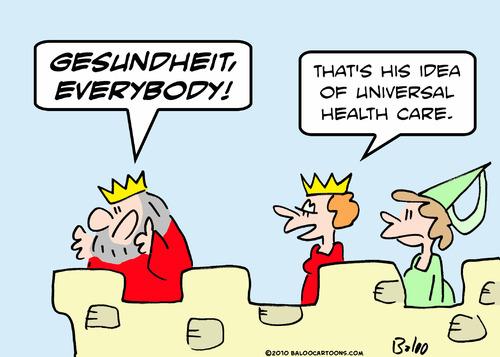 "Image result for gesundheit cartoon"""