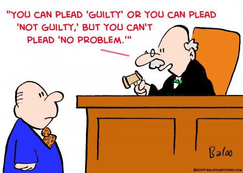 Cartoon judge no problem medium by rmay tagged judge no problem