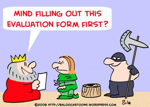 Cartoon king executioner evaluation form medium by rmay tagged king