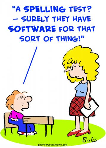 ... school software (medium) by rmay tagged spelling,test,school,software
