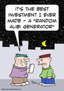 Cartoon: alibi generator criminal (small) by rmay tagged alibi,generator,criminal