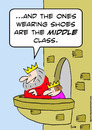 Cartoon: and wearing shoes middle class k (small) by rmay tagged and,wearing,shoes,middle,class