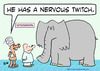 Cartoon: battered hindu elephant nervous (small) by rmay tagged battered,hindu,elephant,nervous