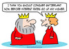 Cartoon: before interest rates high king (small) by rmay tagged before,interest,rates,high,king,queen,invade,switzerland