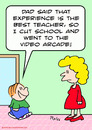 Cartoon: best teacher experience video (small) by rmay tagged best,teacher,experience,video