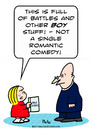 Cartoon: bible girl romantic comedy pries (small) by rmay tagged bible,girl,romantic,comedy,pries
