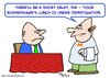 Cartoon: businessmans lunch investigation (small) by rmay tagged businessmans,lunch,investigation
