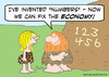 Cartoon: caveman can fix economy numbers (small) by rmay tagged caveman,can,fix,economy,numbers