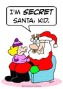 Cartoon: christmas secret santa groucho (small) by rmay tagged christmas,secret,santa,groucho