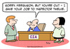 Cartoon: CIA inspector twelve replaced (small) by rmay tagged cia,inspector,twelve,replaced
