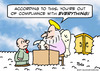 Cartoon: Compliance in Heaven (small) by rmay tagged saint,peter,heaven,compliance