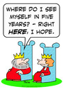Cartoon: here hope king see yourself (small) by rmay tagged here,hope,king,see,yourself